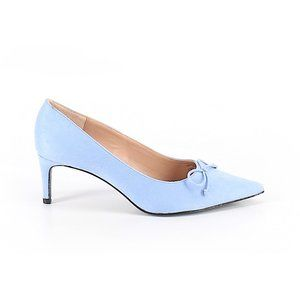 Zara Size 7.5 Bow Court Shoes Pumps